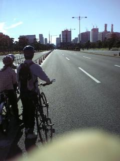 自転車専用道だって