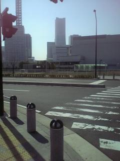 ♪追い掛けて横浜♪