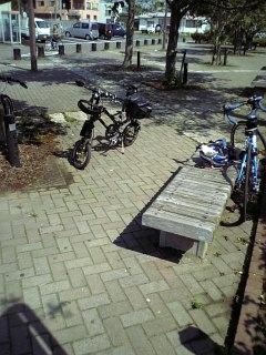 自転車艦隊